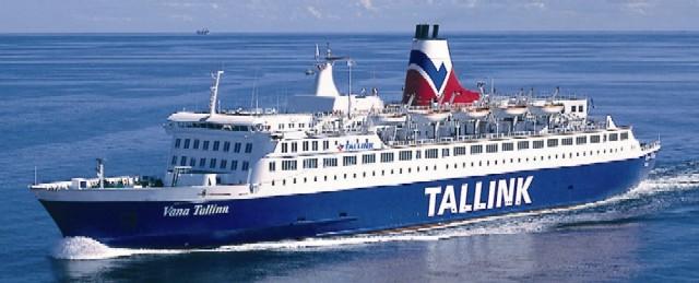 паромы компании Tallink